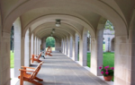 Jesuit Center Cloister