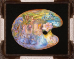 Palette of Memories Josephine Wall