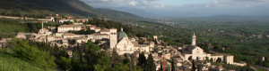 Assisi, Italy photo: Sacred Destinations
