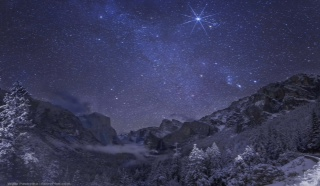 Yosemite Christmas
