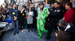 the Riddler captured