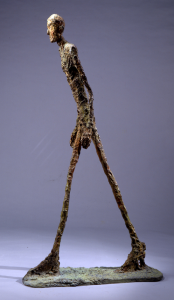 Giacometti Walking Man