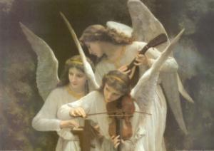 Angel wings IV