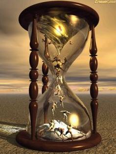 hourglass I