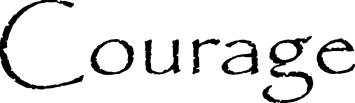 courage III